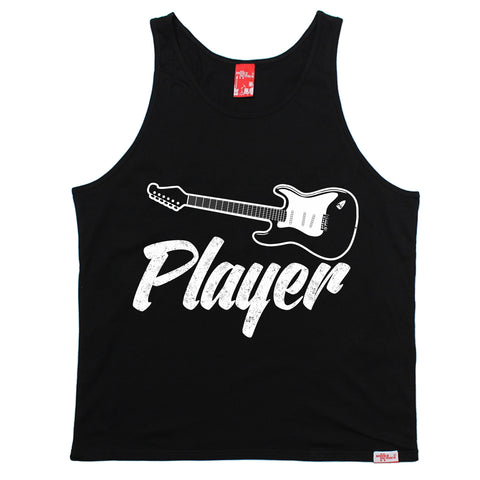 Banned Member Guitar Player Guitarist Vest Top