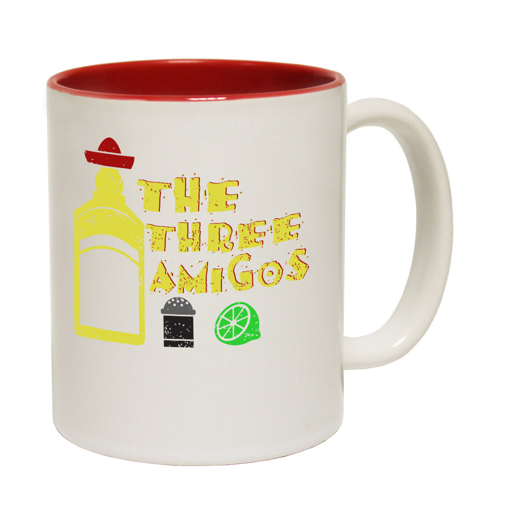 123t The Three Amigos Funny Mug
