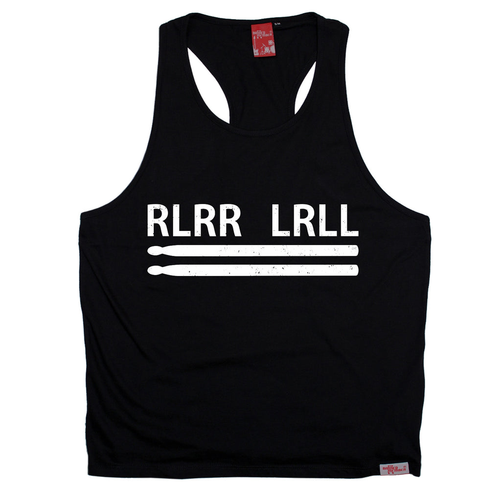 Banned Member RLRR LRLL Drummer Men's Tank Top
