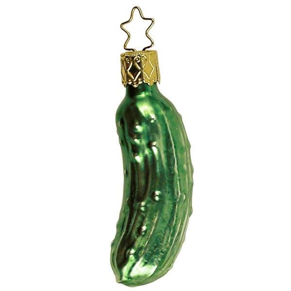 Gurke Glass Pickle Ornament