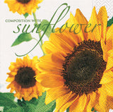 Sunflower Napkins