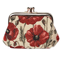 Tapestry  Double Coin Purse