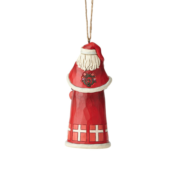 Danish Santa Hanging Ornament