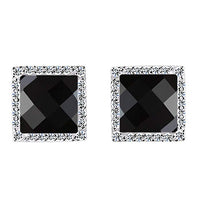 Jacqueline Kent  Crystal  Clip Earrings