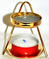 Incense Burner with Candle