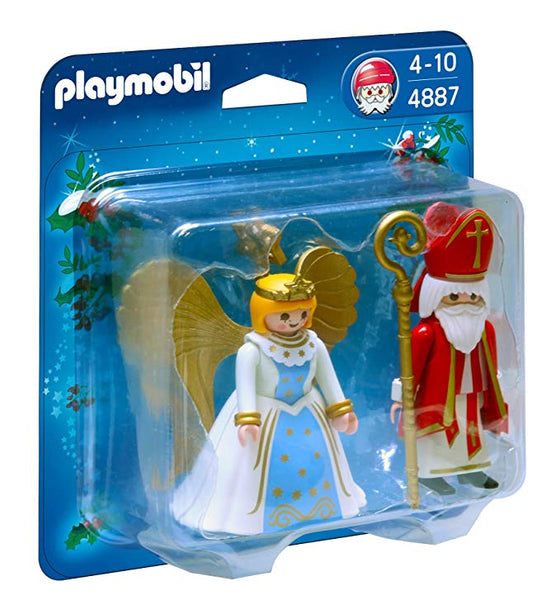 Playmobil Saint Nicholas ad Angel