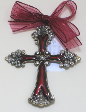 Enameled Crosses