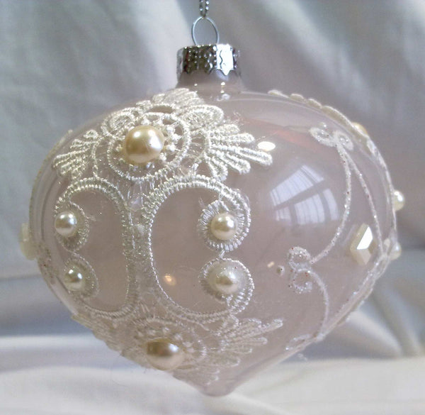 New Glass ornaments
