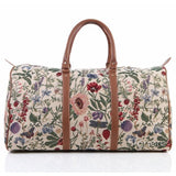 Tapestry Duffle Bag