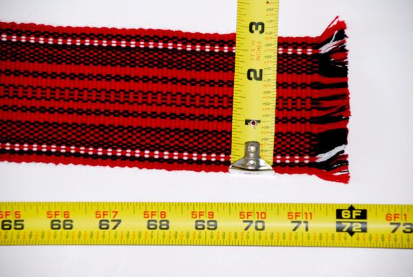 "Ukrainian Belt ""Krayka""."
