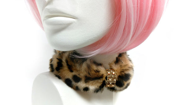Jacqueline Kent Fabulous Faux Fur Collars and Cuffs