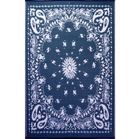 Mad Mats® Bandana Blue