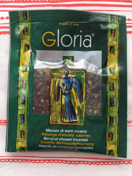 Gloria Resin Incense
