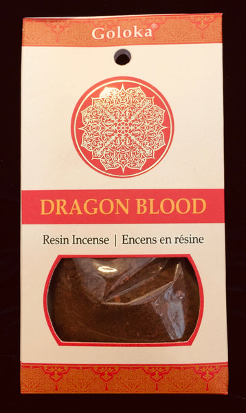 Premium Resin Incense