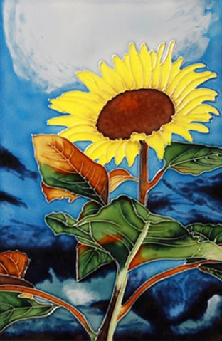 SunFlower Benaya Art Tile