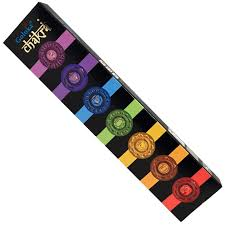 Hand Rolled Chakra Incense Stick