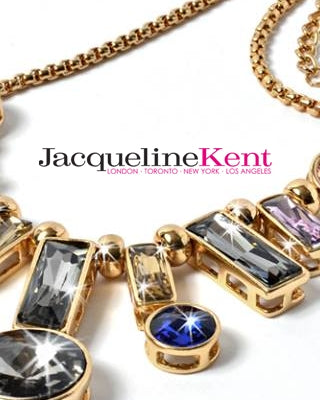 Jaqueline Kent Jewelled Necklace