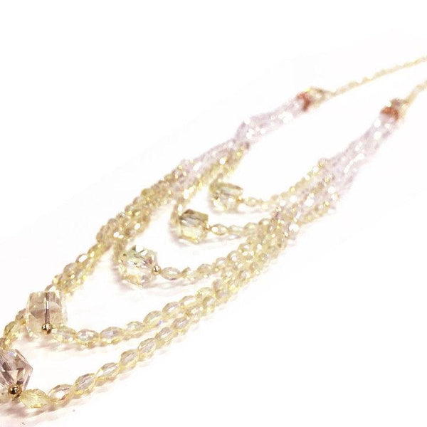 Jacqueline Kent Crystal   Necklace
