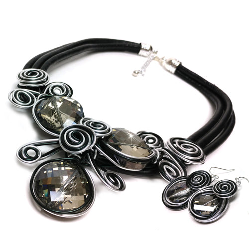Jacqueline Kent Fashion Statement Necklace Sets