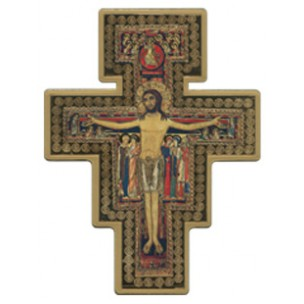 St.Damian  Cross
