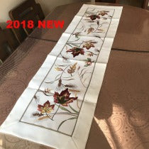 Red Poppy Table Runners