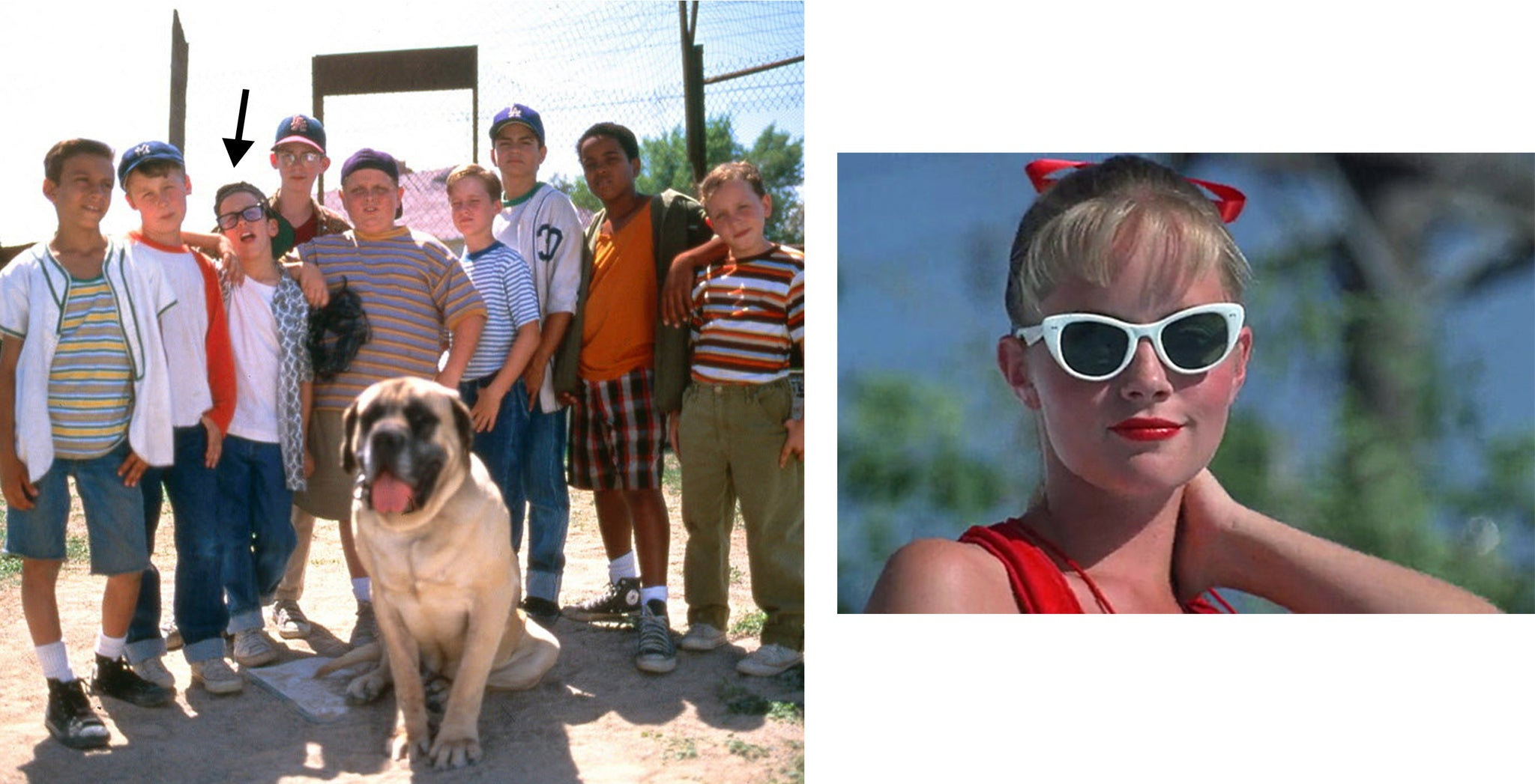 Wendy and Squints from The Sandlot are other easy last minute costumes that can be created using stuff you probably already have in your closet!  sc 1 st  Sunglass Spot & 15 Last Minute Halloween Costume Ideas! u2013 Sunglass Spot