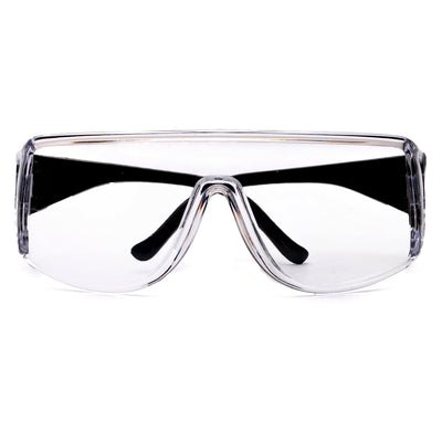 Full Coverage Chemistry Lab Safety Glasses - Sunglass Spot