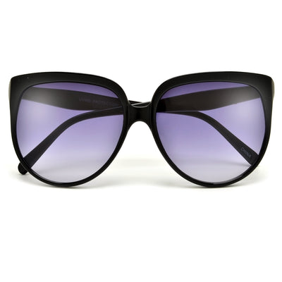 Oversize Modern Touch Classic Cat Eye Sunglasses