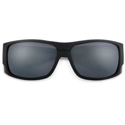 Men's Action Ready Full Coverage Wrap Around Shades - Sunglass Spot