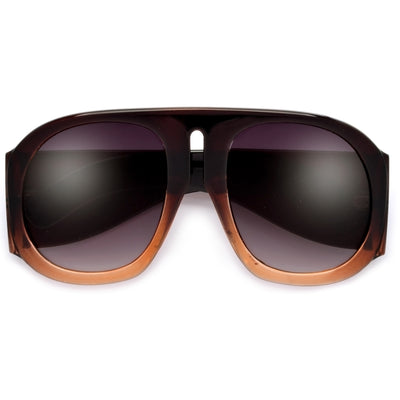 Oversize Bold Dramatic Fashion Sunglasses - Sunglass Spot