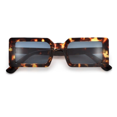 Narrow Rectangular Throwback Sunnies