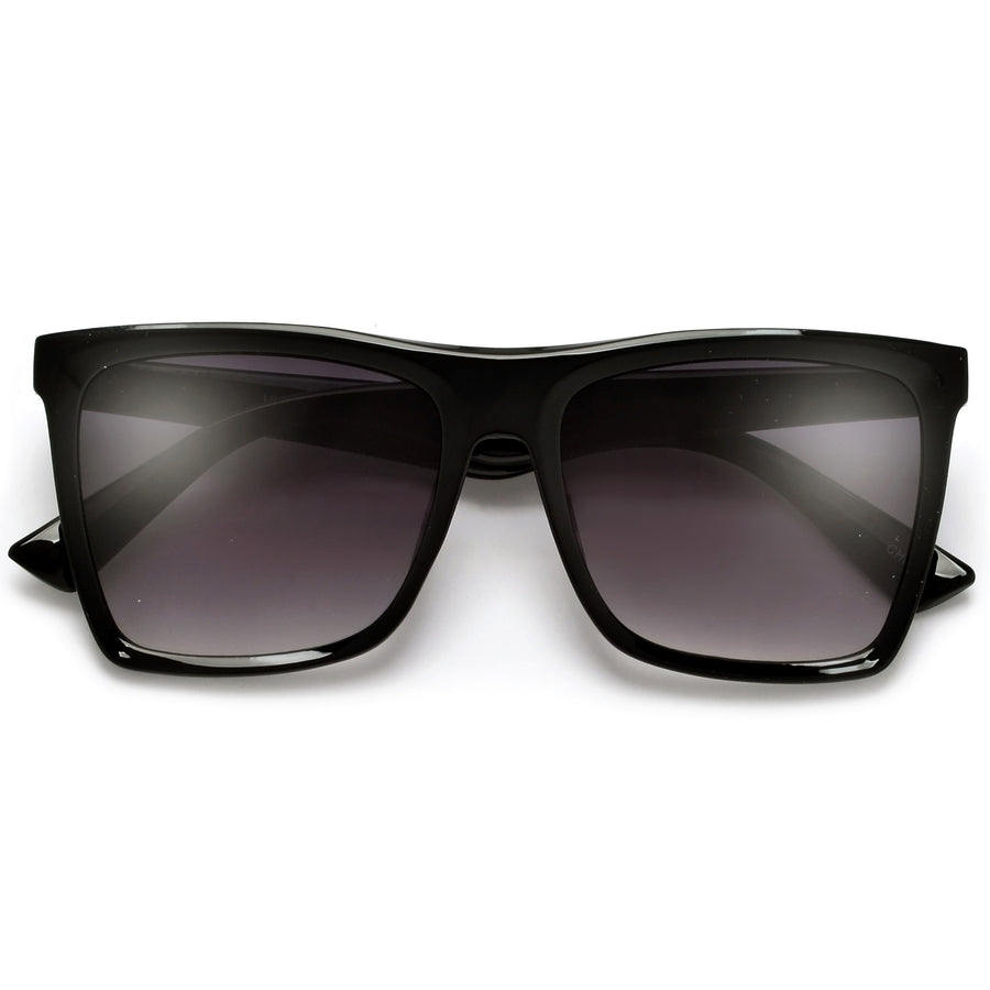 Timeless Contemporary Flat Lens Daily Shades - Sunglass Spot