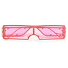 SLIM STUDDED CUTOUT FUTURE FAB SHIELD SUNNIES