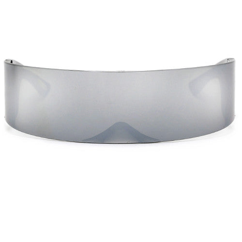Cyclops Monoblok Shield Wrap Costume Sunglasses