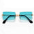 Rimless High Fashion Sunnies