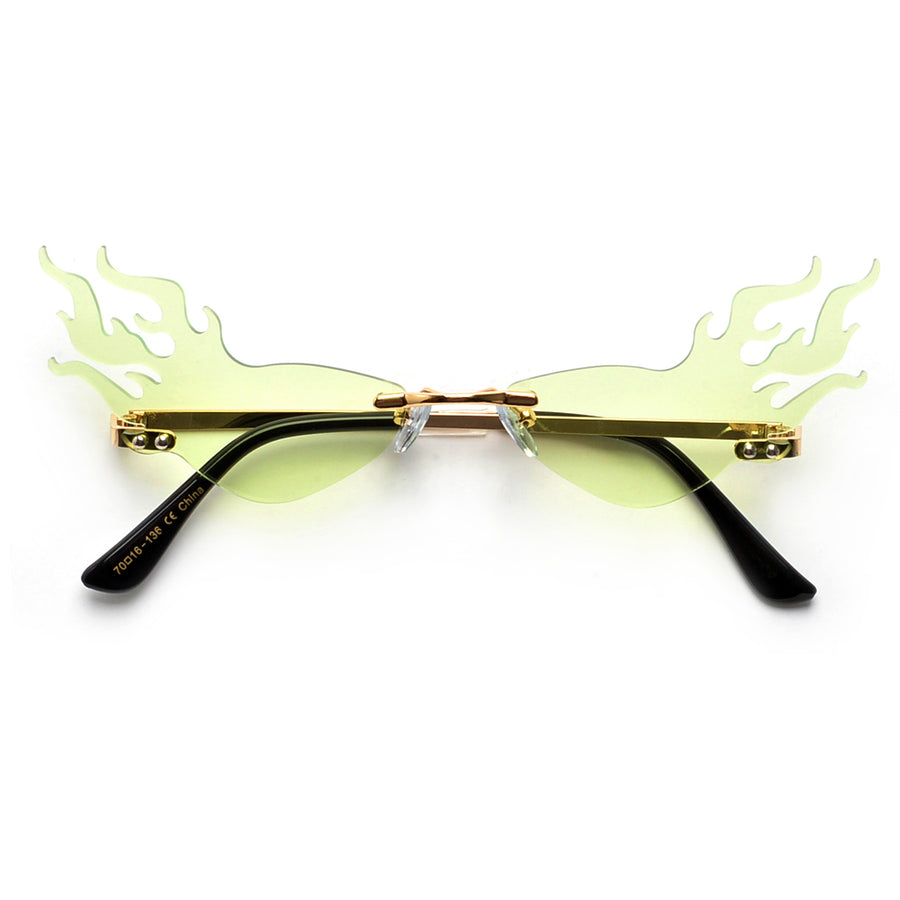 FLAMIN HOT RIMLESS SUNNIES
