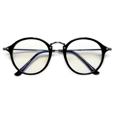 Retro Thin Light Weight P3 Frame Fashion Eyewear - Sunglass Spot