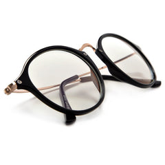 Retro Thin Light Weight P3 Frame Fashion Eyewear