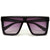 Itallion Color Logo Temple Shield Sunnies