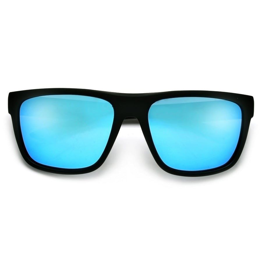 Polarized Lifestyle Crossover Full Coverage Side Shield Men's Sunglasses