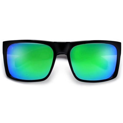 Polarized Men's XL Thick Bold Lifestyle Shades - Sunglass Spot