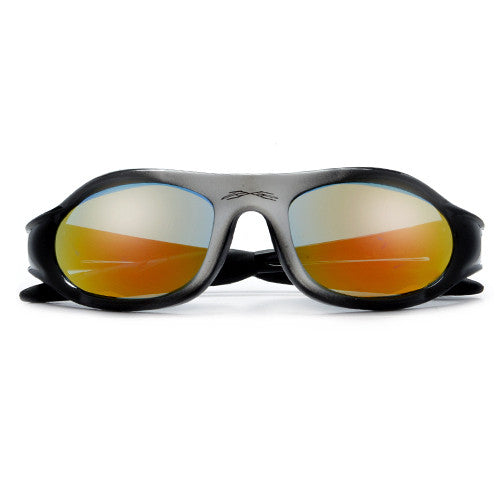 High Performance Modern Profile Sport Wrap Around Sunglasses