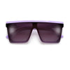 Colorful Flat Top Kids Shield Sunnies