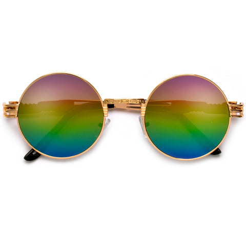 Cool Vibes Slim Oval Sunnies