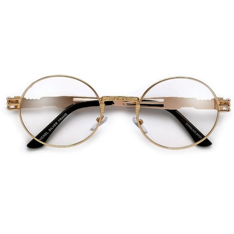 Premier Collection-Vintage Oversize 147mm Euro Fashion Inspired Shield Eyewear