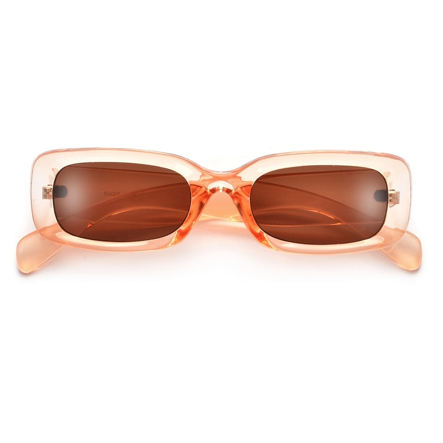 Bold Chunky 50mm Rectangular Sunnies