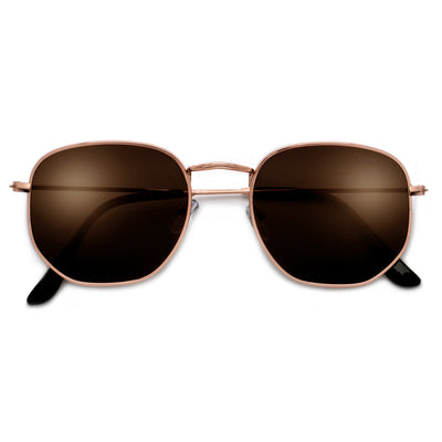 Polarized Anti Glare Iconic Classic Aviator Sunglasses - Sunglass Spot