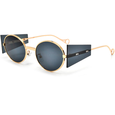 Chic Oval Side Lens Sunnies