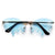 Irresistible Rimless Water Droplet Sunnies