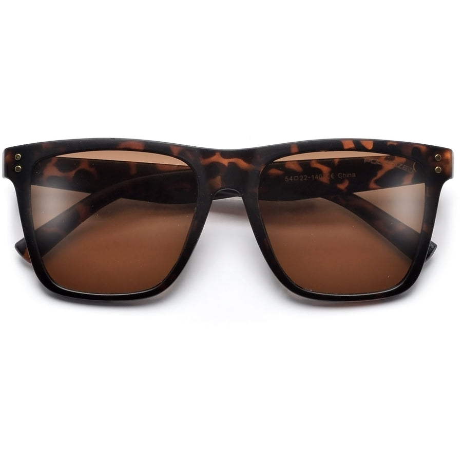 Polarized Men's Smooth Daily Shades